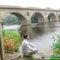Crossing the Anglo-Scots Border