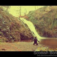 Scottish Border's Waterfalls