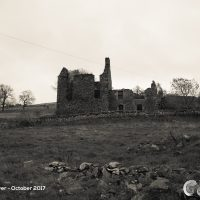 Buckholm Tower (and a Ghost Story)