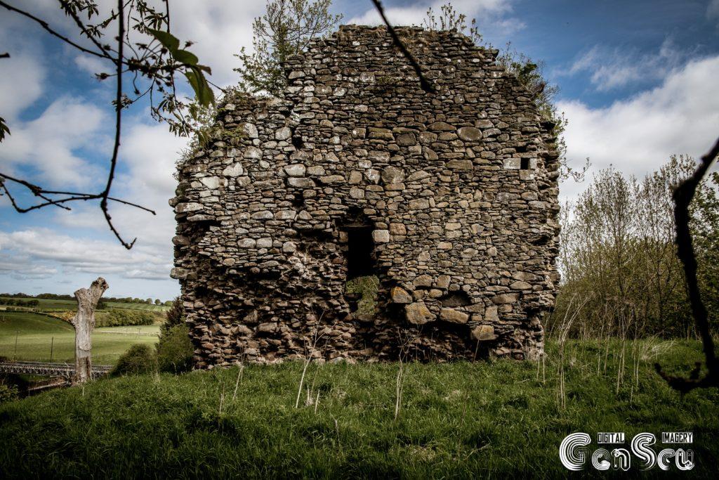 Whitslaid Tower Lauder Berwickshire