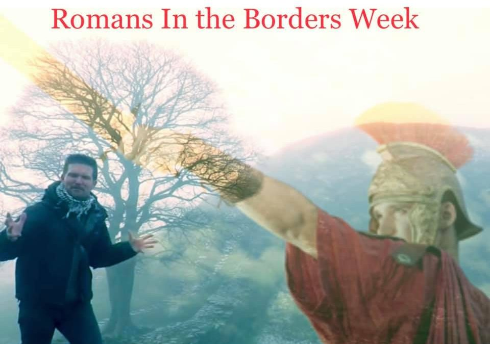 Romans in the Borders week on Discover Scottish Borders
